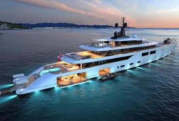types of yachts